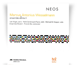 Marcus Antonius Wesselmann  – Ensemble Works 2